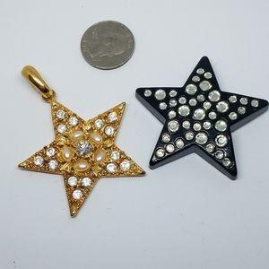 Jewelry - Star pendants